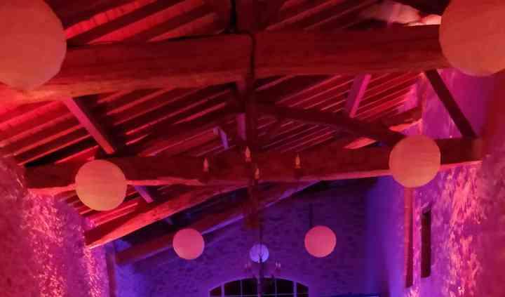 Eclairage décoration