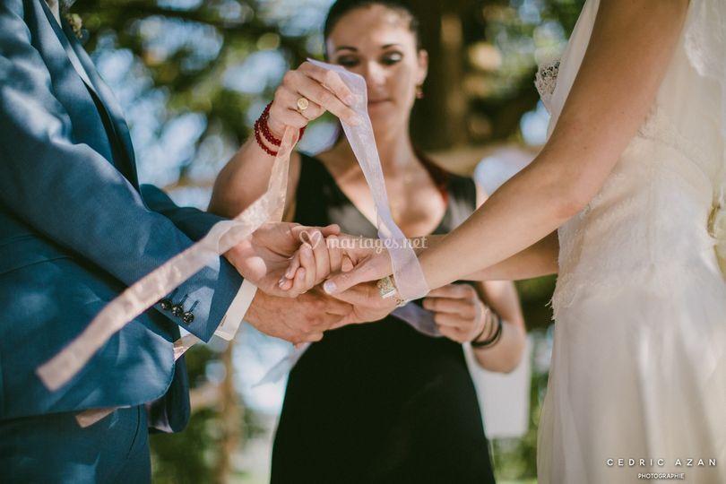 Rituel des mains liées
