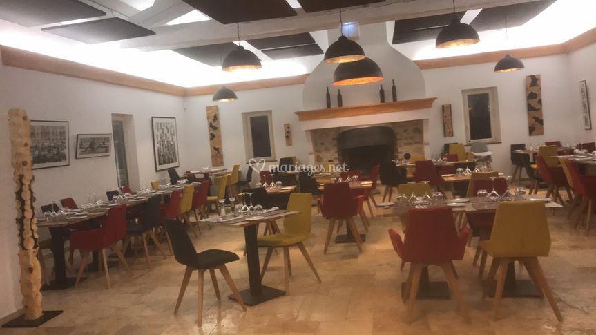 Salle intérieure de 130 mètres carré