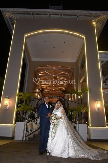 Mariage à Maurice