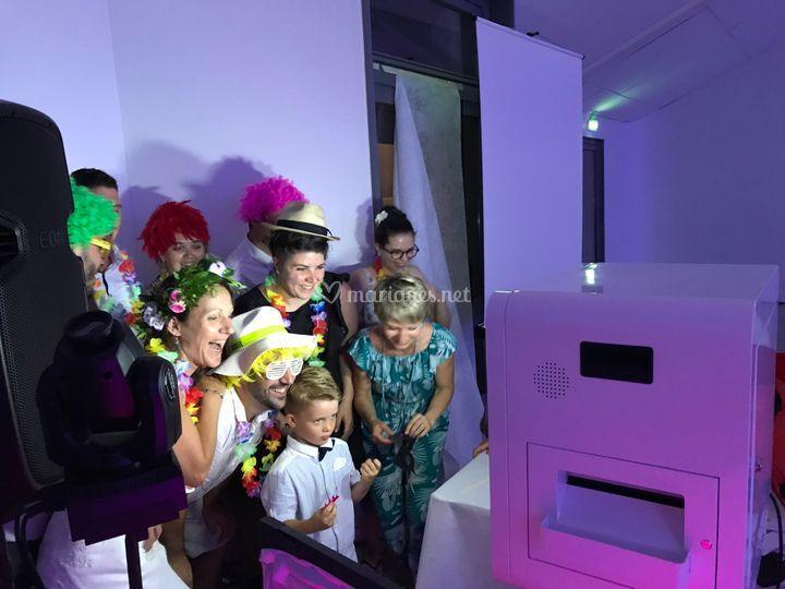 Photobooth Anemasse