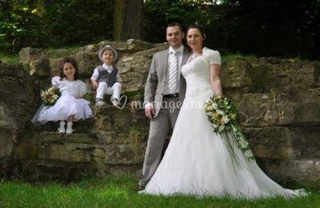 Nouvellement mariés