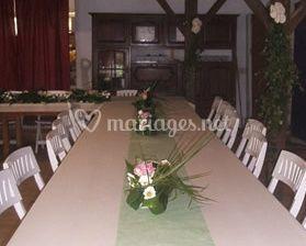 Les salles mariage