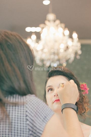 """Maquillage """" Amour on air"""""""
