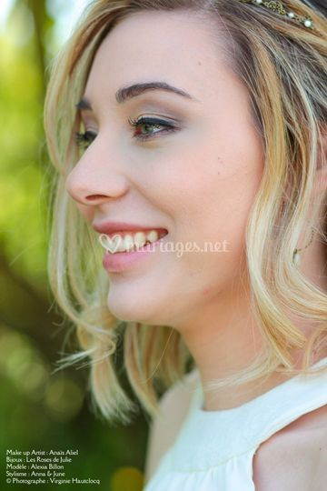 """Maquillage """" Anna & June"""""""