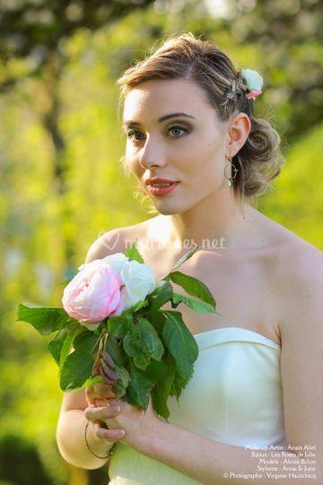 """Maquillage """"Anna & June"""""""
