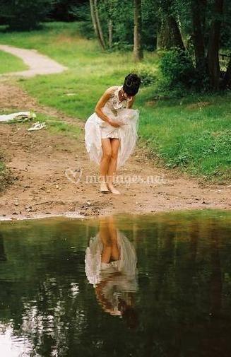 Mariée reflets - Bourgogne