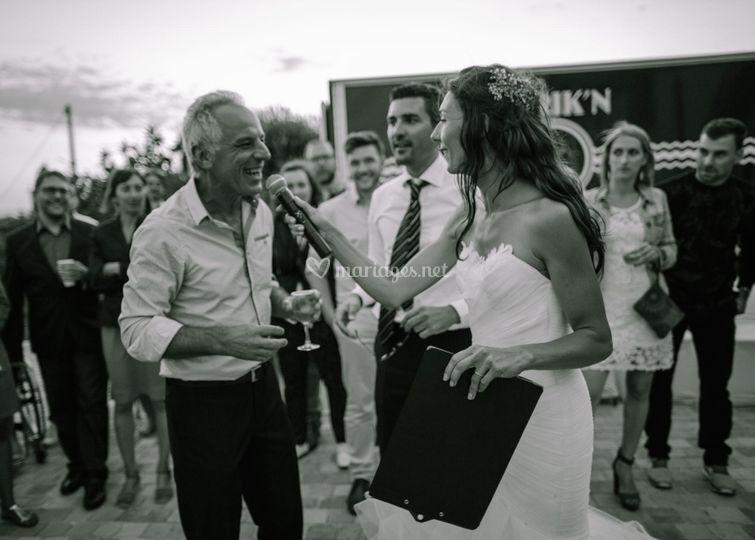 Reportage mariage C & JD