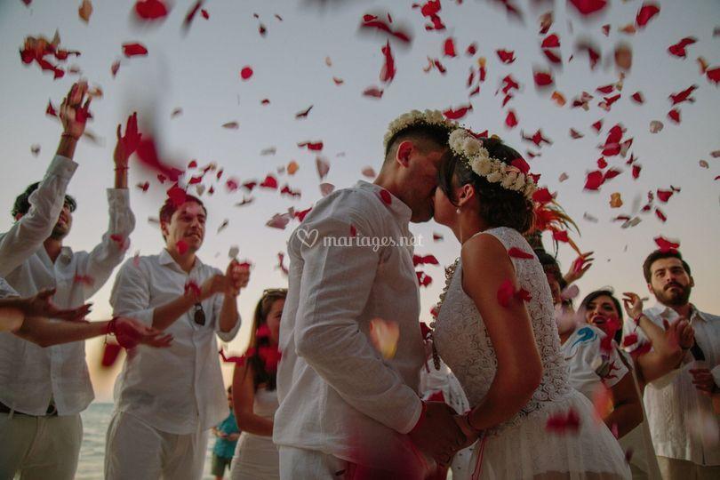 Mariage Mexique