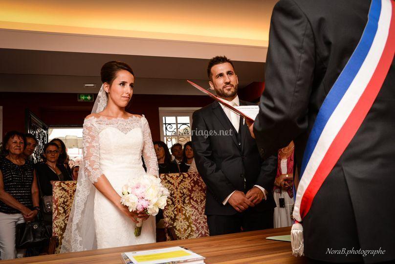 Mariage civil à Ciboure