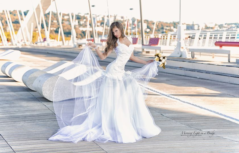 Robe de mariée Angélina