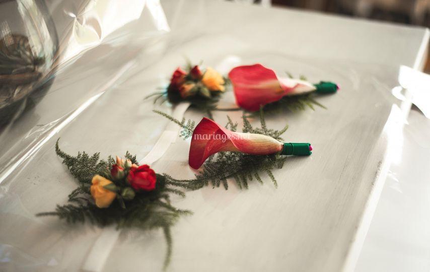 Fleur et Marc-Antoine