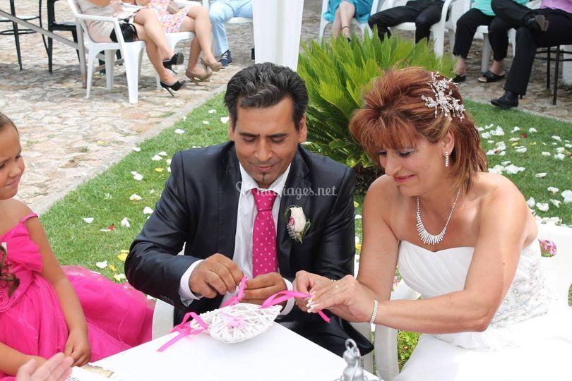 Rosa et Alvaro