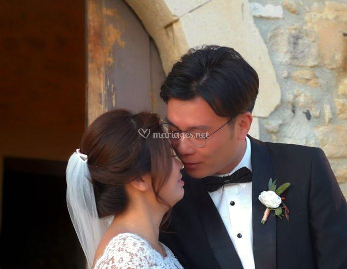 Pre-nuptial ceremony