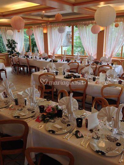Mariage restaurant