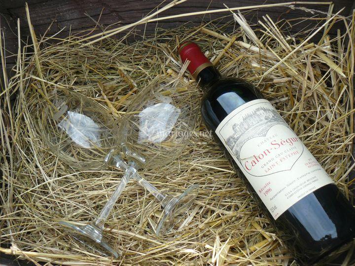 Rituel du vin pour cérémonie L