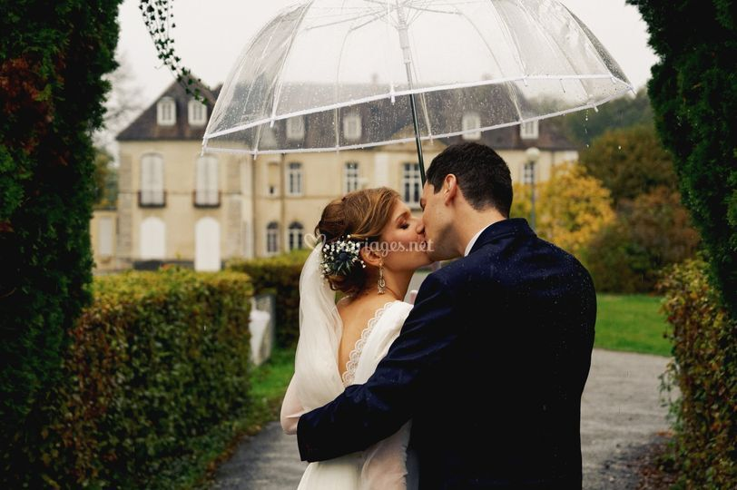 C&P - Sous la pluie...