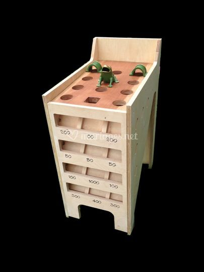 jeu de la grenouille cbj de concept bois jeux photos. Black Bedroom Furniture Sets. Home Design Ideas