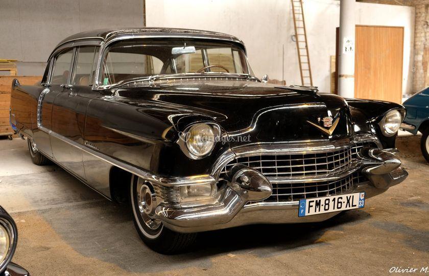 Cadillac 1955 en location bdx