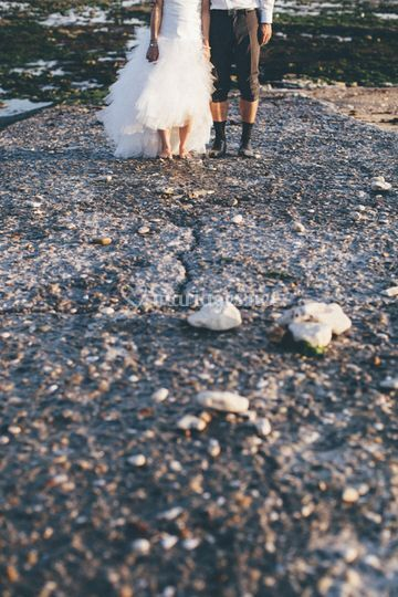 Couple Mariés Ambiance