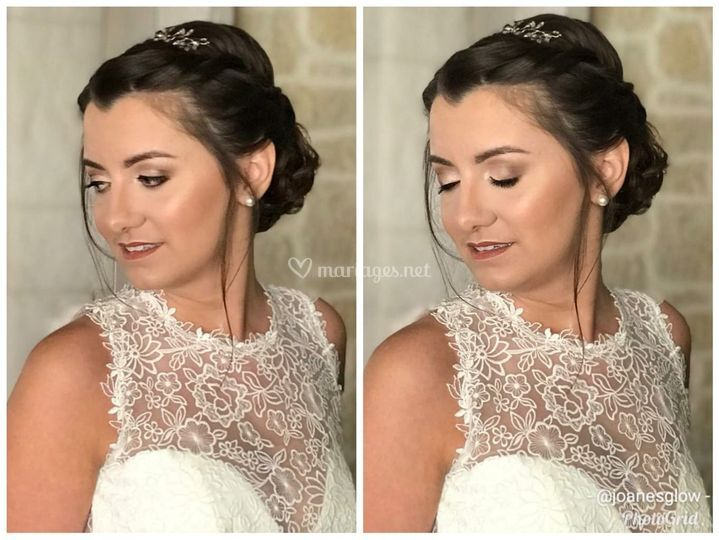 Maquillage mariage Ain