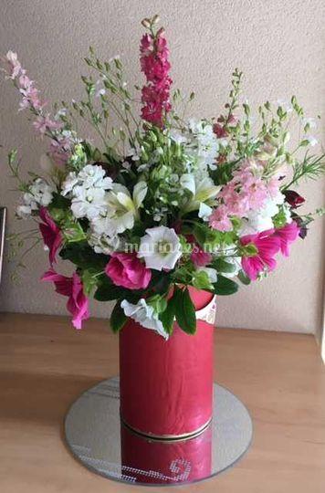 Fleurs véronique bradol
