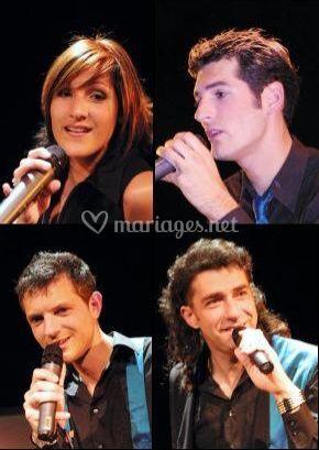 Quatuor Vocal