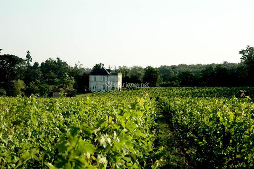 Le Château Prieuré Canteloup