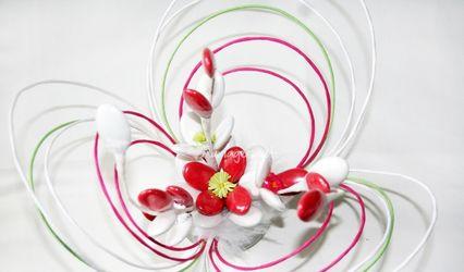 Les fleurs à dragées pour votre mariage