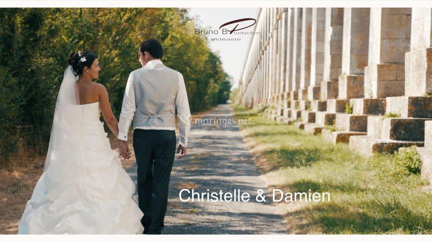 Christelle et Damien