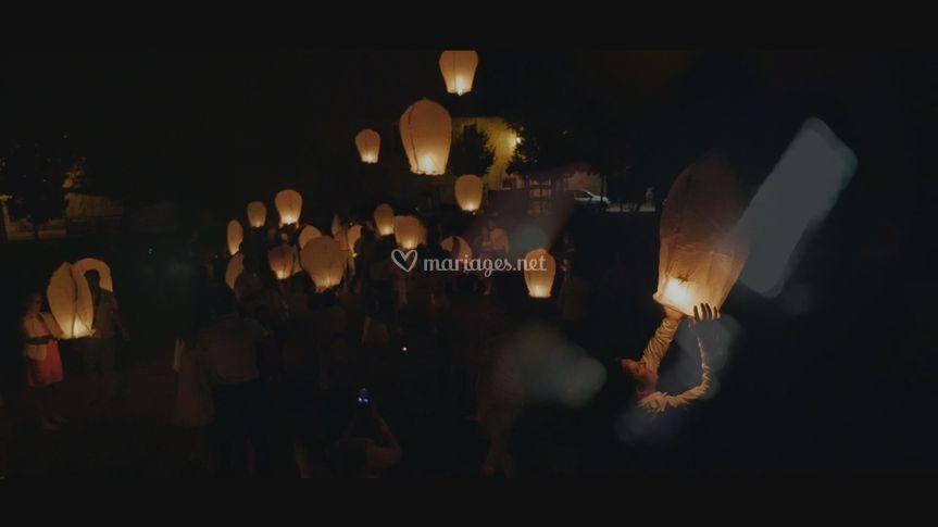 Lanternes magiques