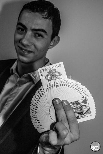 David Valentino - Magicien
