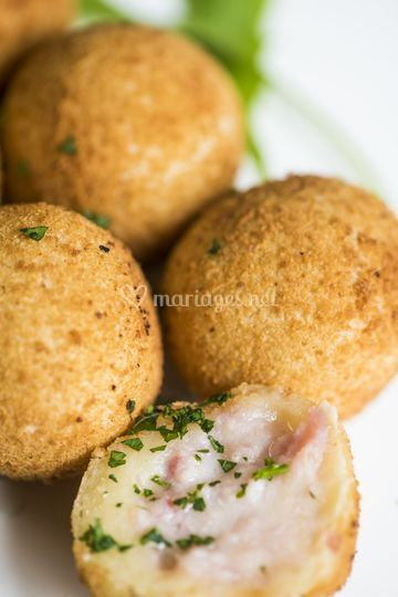 Boulette Jambon-Fromage