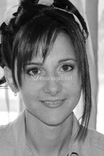 Maquillage mariée 2012