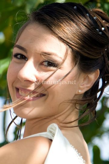 Maquillage mariée 2011