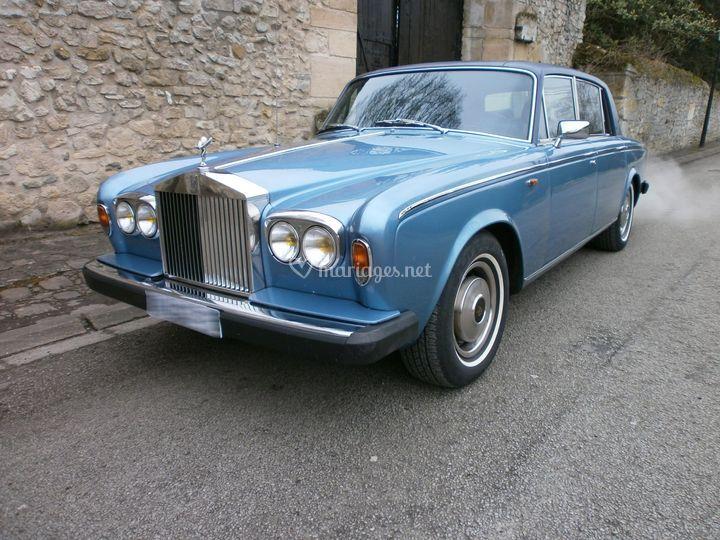 Rolls Royce silver vraith