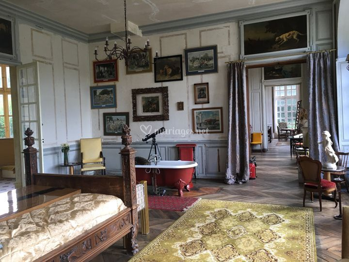 Le Salon Marat 70m2