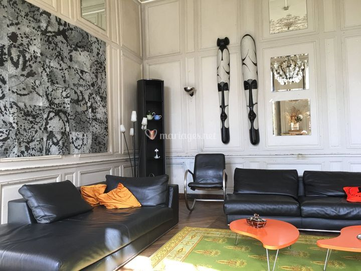 Le Salon Gris 50m2