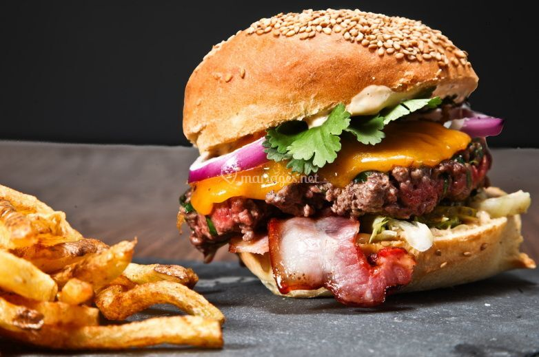 Colin's Burger