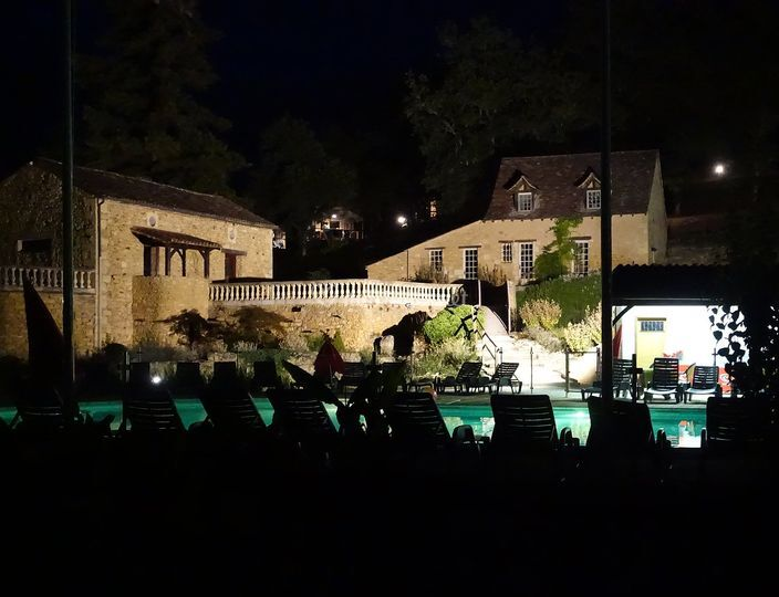 La nuit au Moulin
