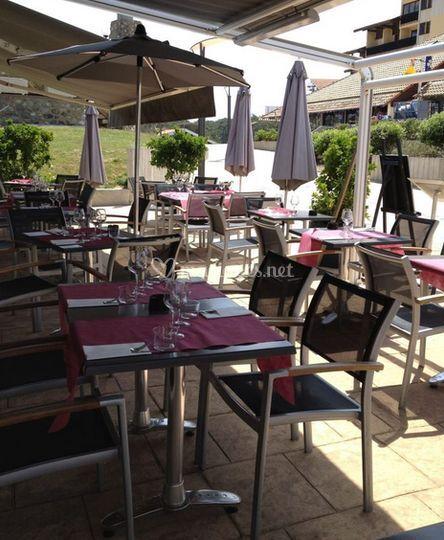 Les tables de restaurant