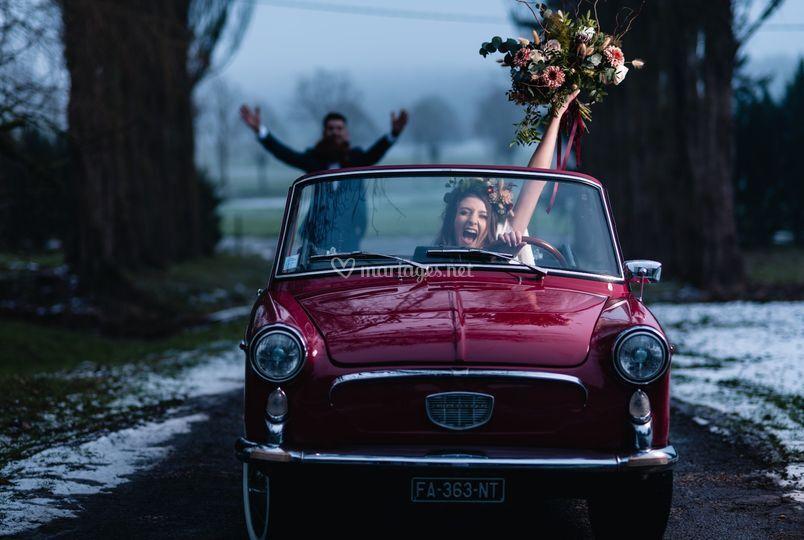 ...un mariage d'hiver ?