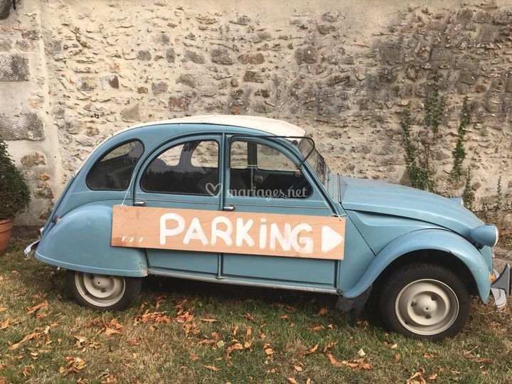 Direction parking