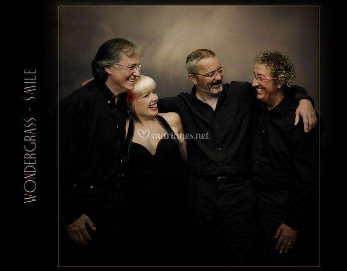 Quatuor de bonne humeur