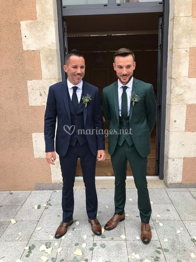 Mariage Ludovic & Tanguy