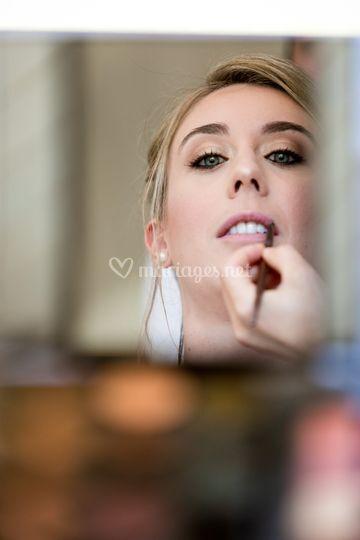 Les yeux de biches