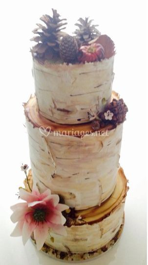 Wedding cake nature