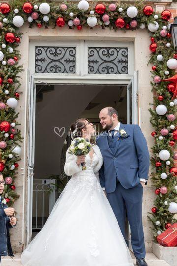 Mariage en Hiver Orléans