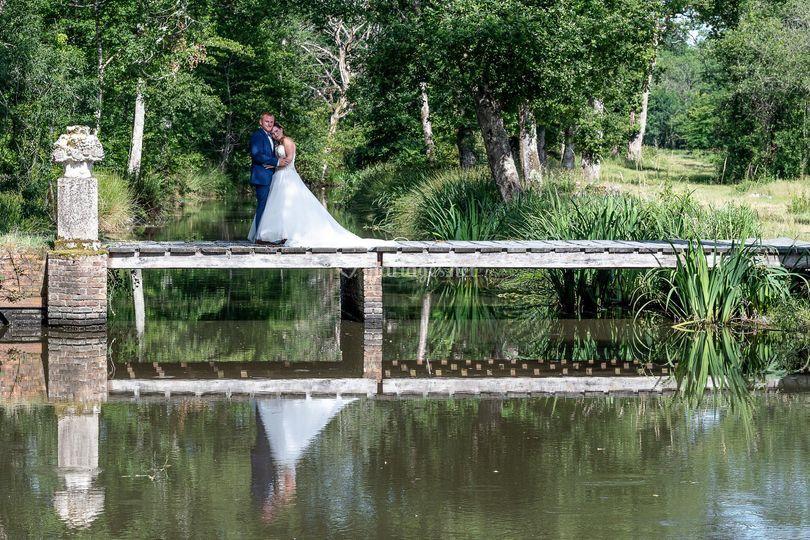 Séance couple en Sologne