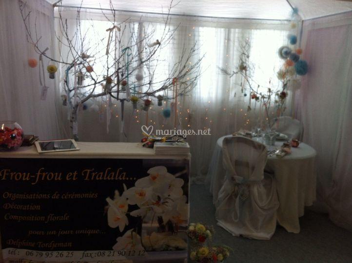 salon du mariage 2013 sur frou frou et tralala - Salon Du Mariage Biganos